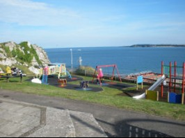 Jubilee Playground Tenby