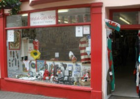 Welsh Gift Shop Tenby