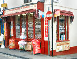 Rock and Fudge Shop Tenby